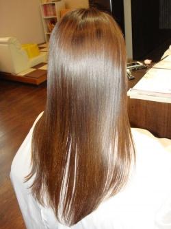 40歳から髪がきれいになる方法
